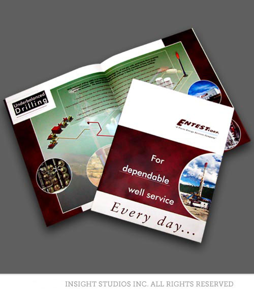 Entest brochure