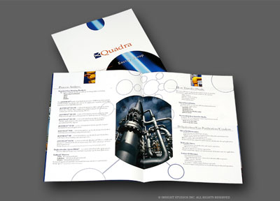 Brochure & Catalogue Design